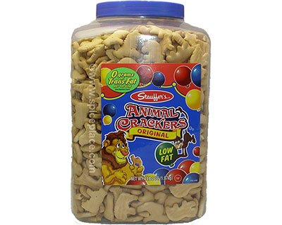 Animal Crackers 4 Lbs 14 Oz 2 21kg 12 66usd Spice Place