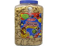 Animal Crackers, 4 lbs 14 oz (2.21kg)