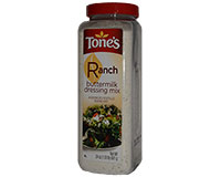 Tones Buttermilk Ranch Dressing Mix
