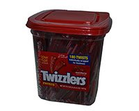 Individually Wrapped Twizzlers Strawberry Twists