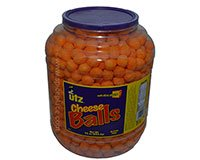 UTZ Cheese Balls, Jug of 35oz