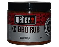 Weber Kansas City BBQ Rub 15oz 426g