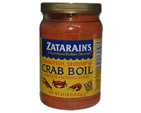 Zatarains Crawfish Shrimp Crab Boil 4.5lbs 2.04kg